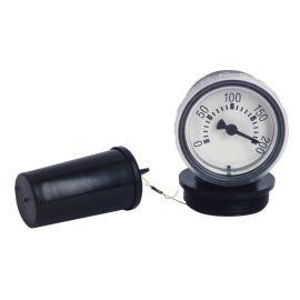 Jauge mécanique cuve fioul 0m à 2m pas cher