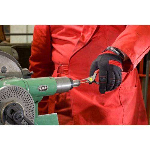 Pince pour circlips extérieurs à becs droits capacité 3/10 mm longueur 150 mm - FACOM - 177A.9 pas cher Secondaire 1 L