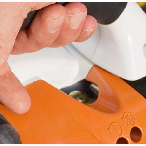Souffleur à main thermique BG 86 - STIHL - 4241-011-1753 pas cher Secondaire 4 L