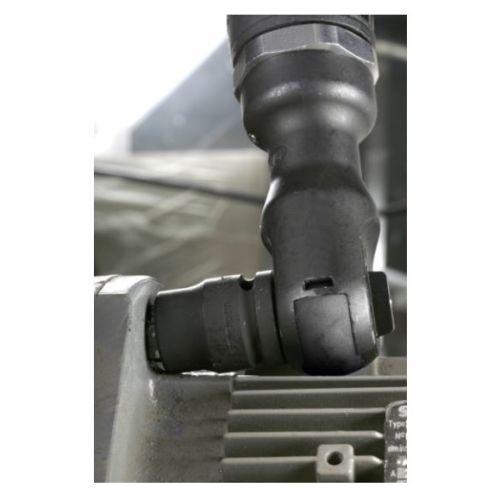 Douille courte impact 1/2'' 6 pans métriques diamètre 19,0 mm longueur 38 mm - FACOM - NS.19A pas cher Secondaire 2 L