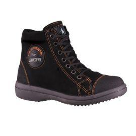 Chaussures de sécurité femme hautes Lemaitre VITAMINE S3 SRC pas cher