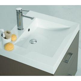 Plan vasque salle de bain MILANO 60 résine NEOVA photo du produit