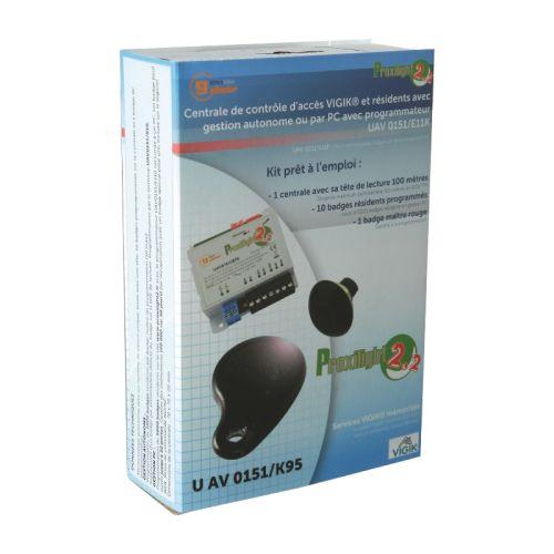 Pack centrale mono-porte PROXILIGHT 2.2 photo du produit