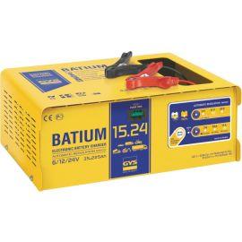 Chargeur GYS Batium  15.24 6 / 12 / 24 V photo du produit