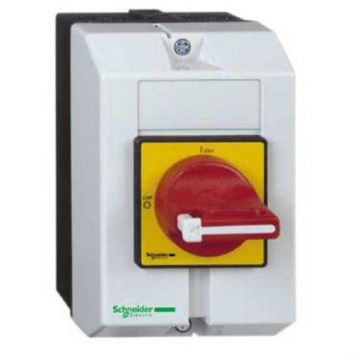 Coffret VARIO 3P 16A interrupteur sectionneur photo du produit