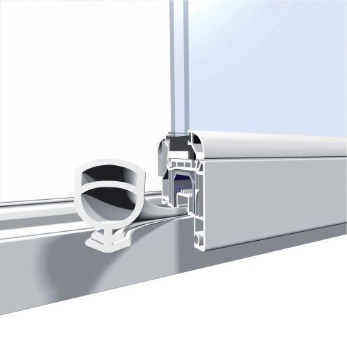 Joint UNIVERSEAL PLUS spécial PVC noir 25m - ELLEN - 6111193 pas cher Secondaire 2 L