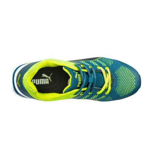 Chaussures de sécurité basses Elevate Knit S1P SRC HRO pointure 39 - PUMA - 643170-T.39 pas cher Secondaire 3 L