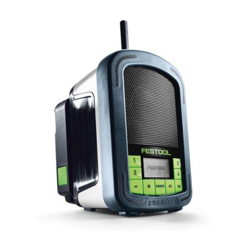 Radio de chantier SYSROCK BR 10 photo du produit