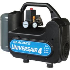 Compresseur Lacmé UNIVERSAIR 4 sans huile 2CV 13 m³/h pas cher Principale M