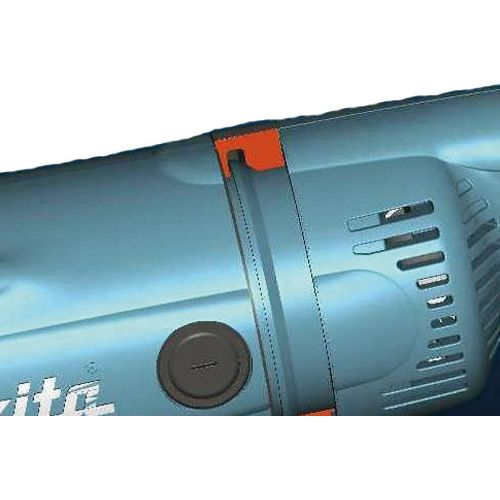 Meuleuse d'angle 230 mm 2400W boite carton - MAKITA - GA9030X01 pas cher Secondaire 1 L
