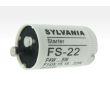 Starters standards pour tubes fluorescents photo du produit Secondaire 1 S
