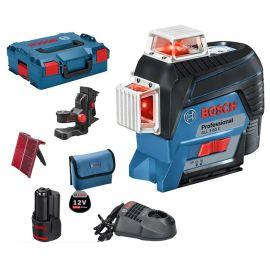 Pack laser lignes GLL 3-80 C Professional + batterie GBA 12V 2.0Ah + chargeur GAL 1230 CV pas cher