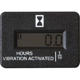 Compteur horaire Lacme compresseur + étiquette photo du produit