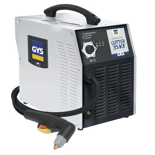 Découpeur plasma GYS CUTTER 35KF photo du produit Principale L