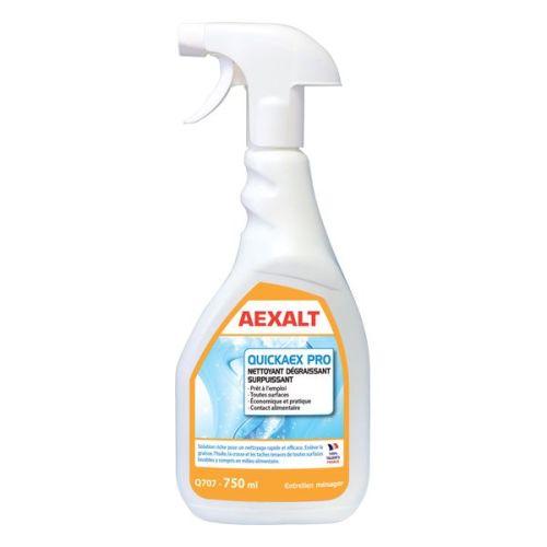 Nettoyant dégraissant Quickaex Pro Aexalt Q707 photo du produit