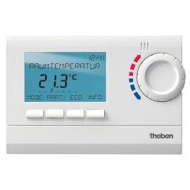 Thermostat digital RAM 812 TOP 2 THEBEN pas cher