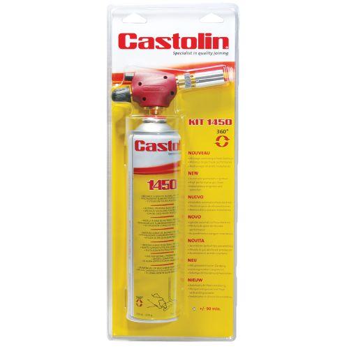 Kit chalumeau Castolin 1450 photo du produit Secondaire 1 L