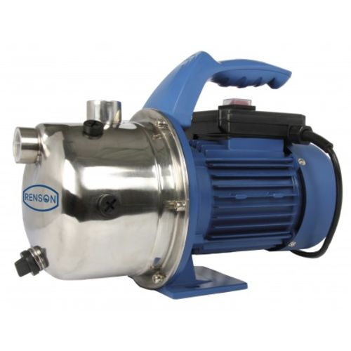 Pompe de surface Inox 750 W - RENSON - 159268 pas cher Principale L