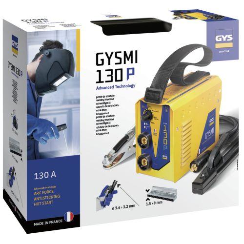 Poste soudure GYS GYSMI 130 P 130 A photo du produit Secondaire 2 L