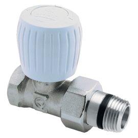 Robinet de radiateur droit ORKLI photo du produit