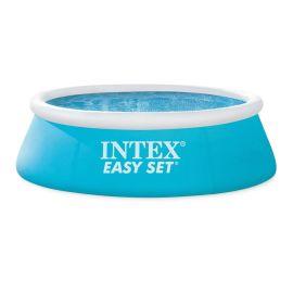 Piscine autoportante Easy Jet ronde bleue 1,83 x 0,51 cm - INTEX - 28101NP pas cher