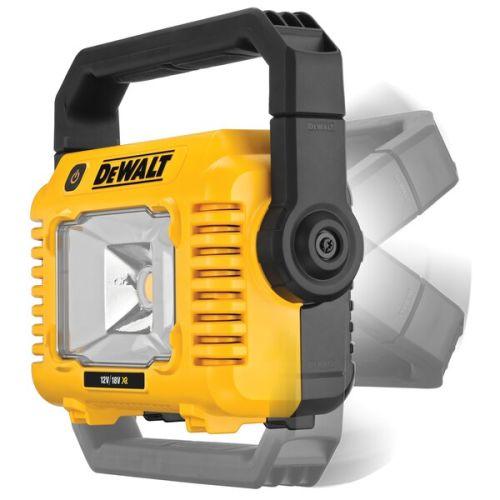 Projecteur de chantier compact XR 18V/12 V (machine seule) - DEWALT - DCL077 pas cher Secondaire 1 L