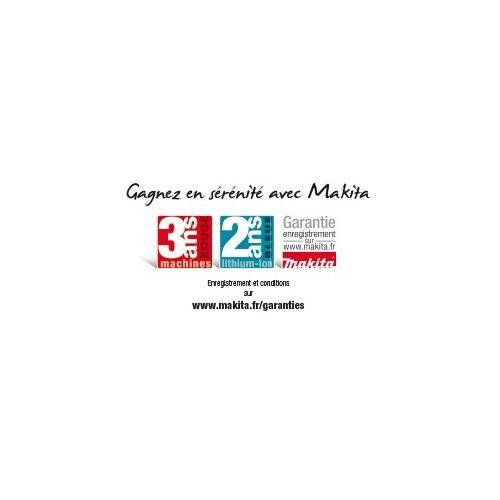 Outil multifonctions 18V (2x4AH) + accessoires en coffret MAKPAC - MAKITA - DTM51RMJX3 pas cher Secondaire 8 L