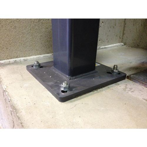Goujon d'ancrage FIX3 pour béton non fissuré 12X125 filetage 50-35 boîte de 25 pièces - SPIT - 057473 pas cher Secondaire 4 L