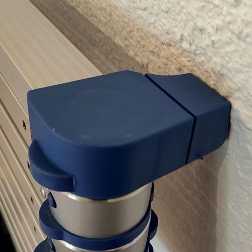 Echelle télescopique Tubesca-Comabi aluminium X-Tenso 2 photo du produit Secondaire 4 L