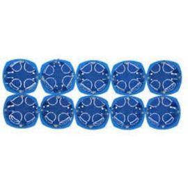 Boîte placo MULTIFIX PLUS D67/P40  Lot 10 bleu photo du produit
