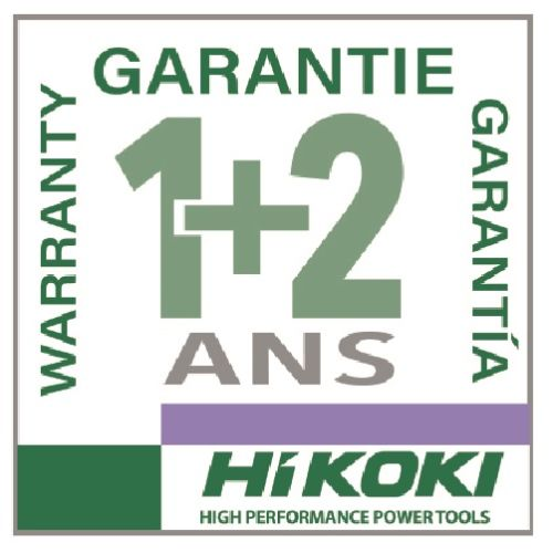 Scie sabre 1010W 300mm Spécial Palettes en coffret standard - HIKOKI - CR13V2WSZ pas cher Secondaire 1 L