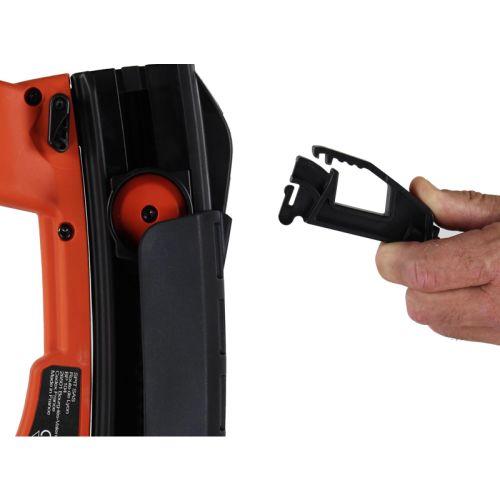 Cloueur à gaz sans-fil Spit Pulsa 40E + batterie 2.5 Ah + chargeur photo du produit Secondaire 8 L