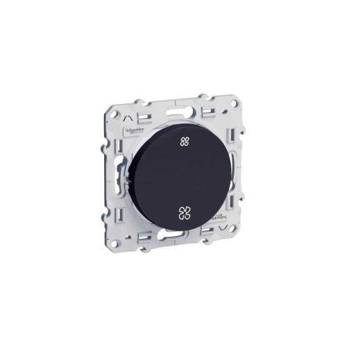 Interrupteur pour VMC ODACE anthracite sans position arrêt - SCHNEIDER ELECTRIC - S546233 pas cher Principale L