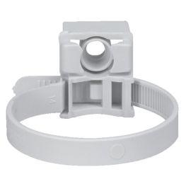 Collier à embase gris pour tube IRL LEGRAND photo du produit Principale M