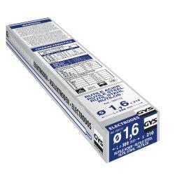 Electrodes rutile GYS en acier (E6013) photo du produit