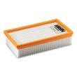 Filtre plissé plat (PES) Kärcher pour NT30/40/50 photo du produit