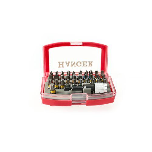 Coffret d'embouts couleurs de 32 pièces - HANGER - 250002 pas cher Secondaire 2 L