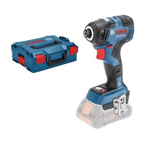 Visseuse à chocs sans-fil Bosch GDR 18V-200 C 18 V solo + coffret L-Boxx 136 photo du produit