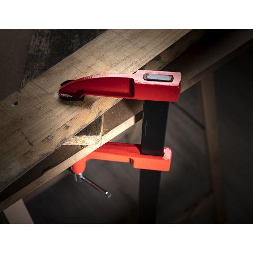 Serre-joints à pompe 800 mm saillie 150 mm - HANGER - 215013 pas cher Secondaire 2 L