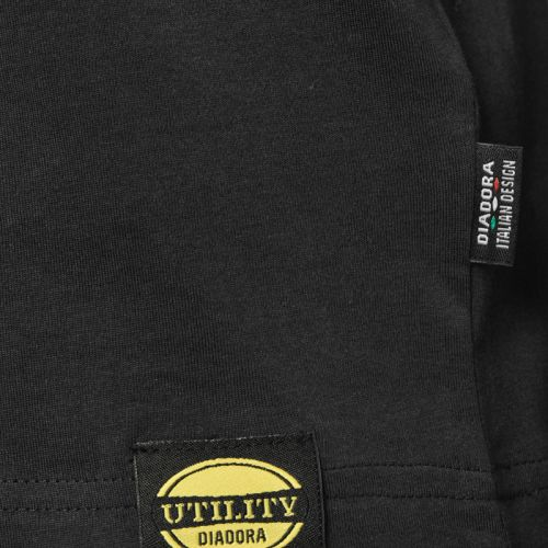 Tee-shirt ATONY II noir taille XXL - DIADORA - 702.160306.N.XXL pas cher Secondaire 2 L