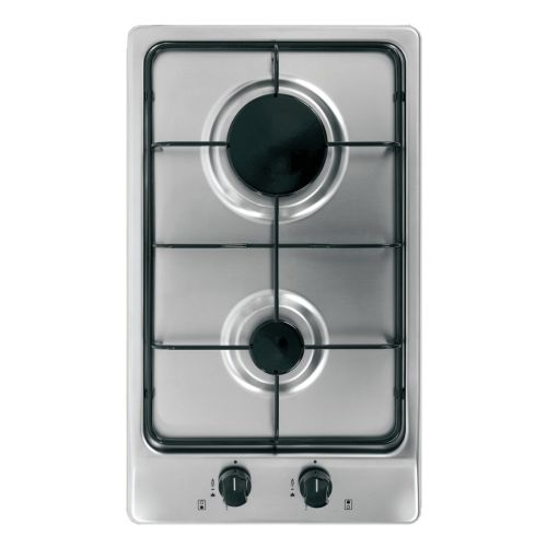 PLAQUE GAZ 2F 300X500 INOX photo du produit Principale L
