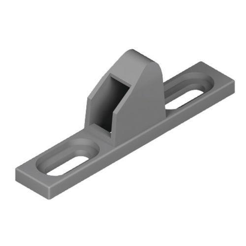 Gâche pour coulissant aluminium photo du produit Secondaire 9 L