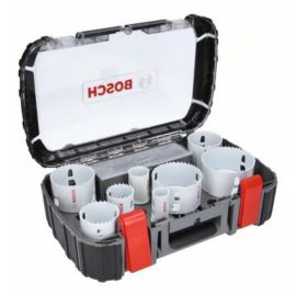 Coffret électricien scies trépans Bosch BiM Progressor 11 pièces photo du produit