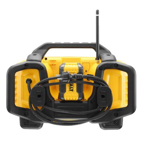 Radio chargeur XR 12/18V/54V (machine seule) en boîte carton - DEWALT - DCR027 pas cher Secondaire 2 L