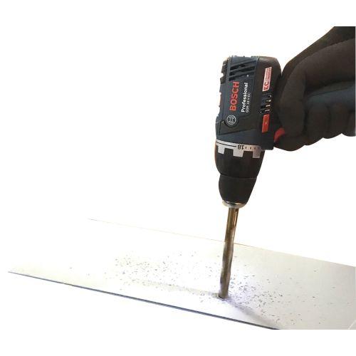 Boîte de 5 forets métaux Cobalt 5% diamètre 8,5 mm - HANGER - 155218 pas cher Secondaire 1 L