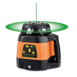 Pack outils Geo Fennel laser rotatif FLG 245HV-Green sans-fil + trépied + mire + batterie NiMH photo du produit