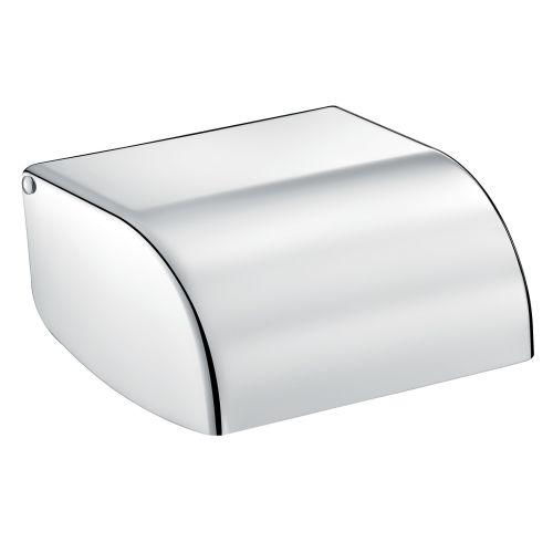 Porte-papier WC à rouleau Inox 304 poli brillant - DELABIE - 566 pas cher Principale L
