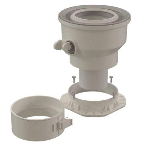 Kit adaptateur Condensation Rolux 60/100 - 80/125 photo du produit