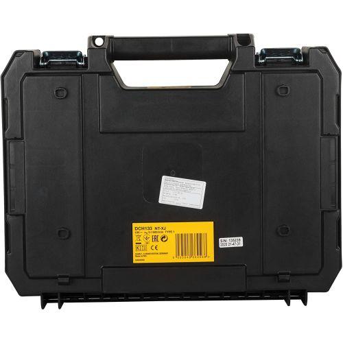 Perforateur SDS-Plus sans-fil 18 V (machine seule) en coffret T-Stak - DEWALT - DCH133NT pas cher Secondaire 12 L