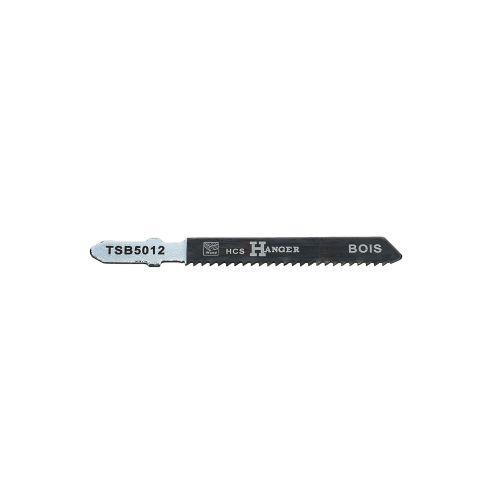 5 lames pour scie sauteuse (TSB5012) - HANGER - 150219 pas cher